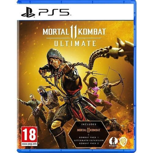 Mortal Kombat 11 Ultimate PS5 Game